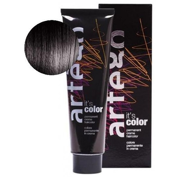 Artègo color 150 ml - N°4/0 - castagno