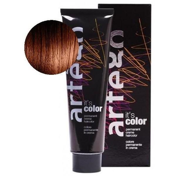 el color Artego 150 ML Nº 4/41 de cobre castaño ceniciento