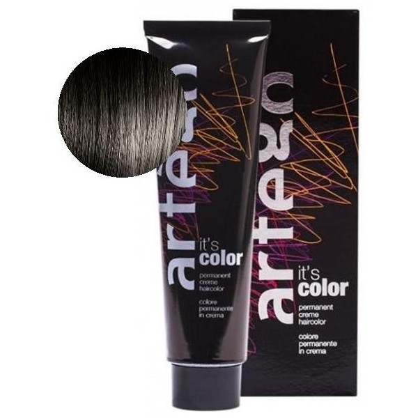 Artego color 150 ML N ° 5/01 Light Chestnut Natural Ash