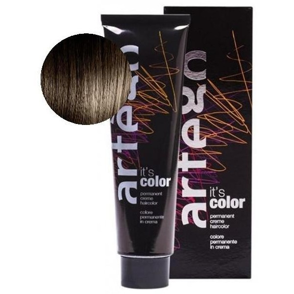 Artego color 150 ML N°5/41 Chatain clair Cuivré Cendré