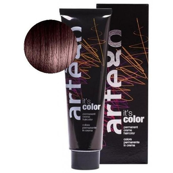 Artego color 150 ml - N°5/6 - castagno chiaro rosso