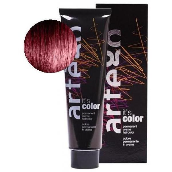 el color Artego 150 ML Nº 5/62 Marrón Rojo iridiscente