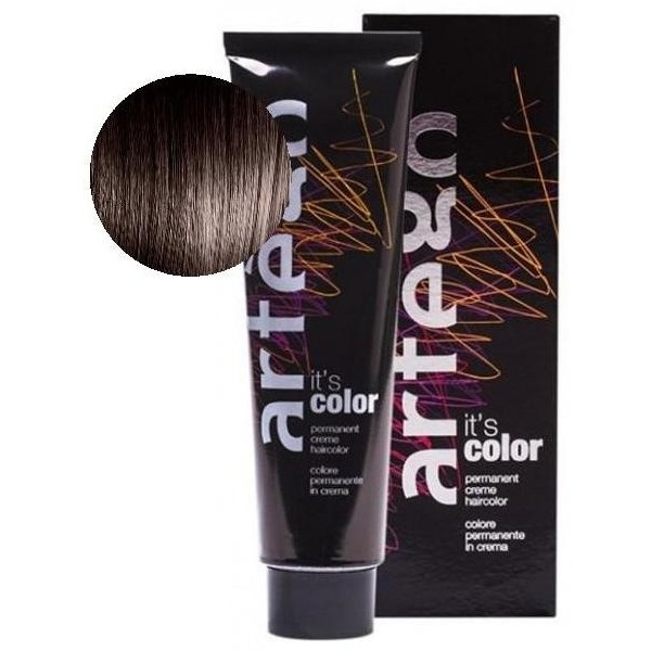Artego color 150 ML N ° 5/7 Chestnut Light Brown