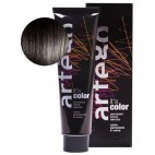 el color Artego 150 ML Nº 5/71 marrón claro Ash Brown