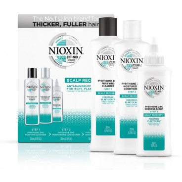Kit Anti-pelliculaire Scalp Recovery Nioxin