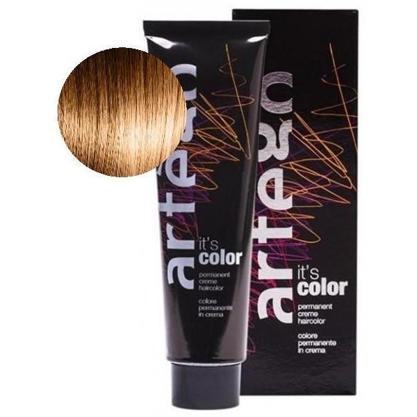 Artego Farbe Färbung 150 ml Tube 8/33 hellblond intensiv golden