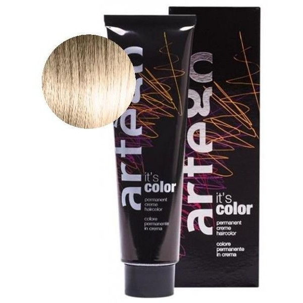 Artego color 150 ML N ° 9/01 Blond Very Clear Natural Ash
