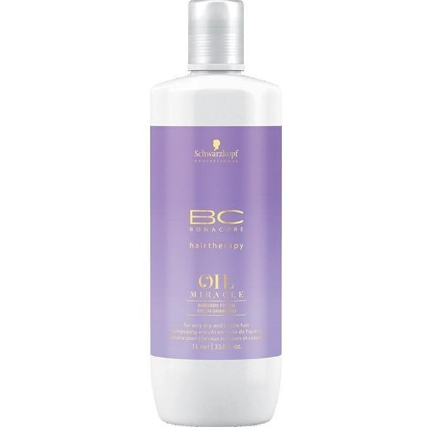 Oil Miracle Shampoo Barbary Figue Oil 1000 ML