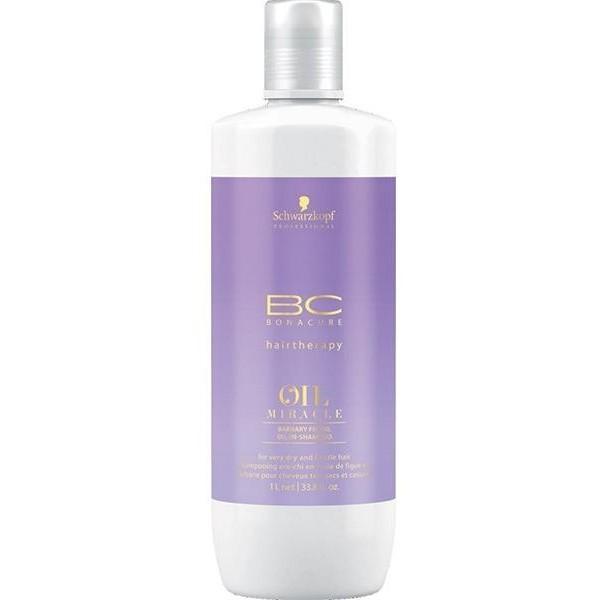 Shampoo Oil Miracle Oil Barbary fig 1000 ML