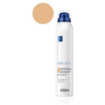 Spray Coloré Volumateur Sérioxyl Cheveux Blond 200 ML