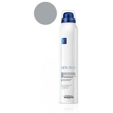 Spray Coloré Volumateur Sérioxyl Cheveux Gris 200 ML