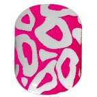 Gel stickers utimate nails pink leopard Peggy Sage