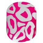 Unghie in gel adesivi leopardo rosa utimate Peggy Sage
