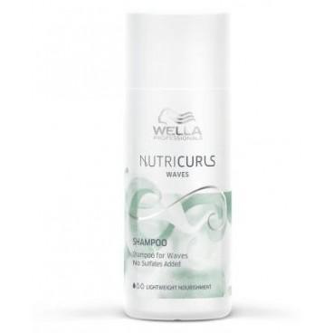 NUTRICURLS Shampooing pour cheveux ondulés 50 ML