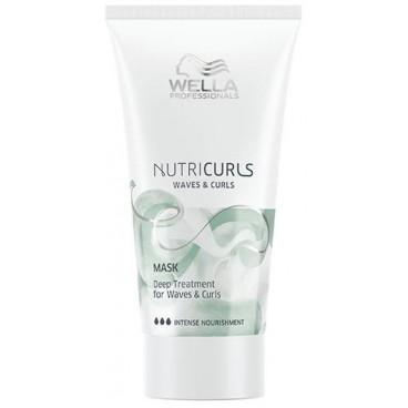 Soin profond pour cheveux ondulés et bouclés Nutricurls 30ml