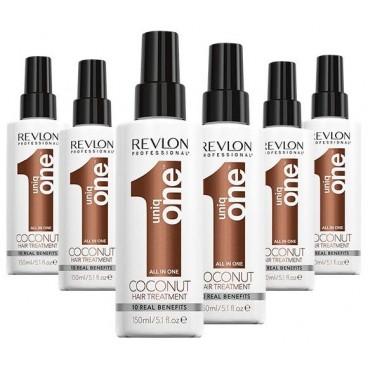 Pack 6 Sprays Uniq One Revlon 150 ML