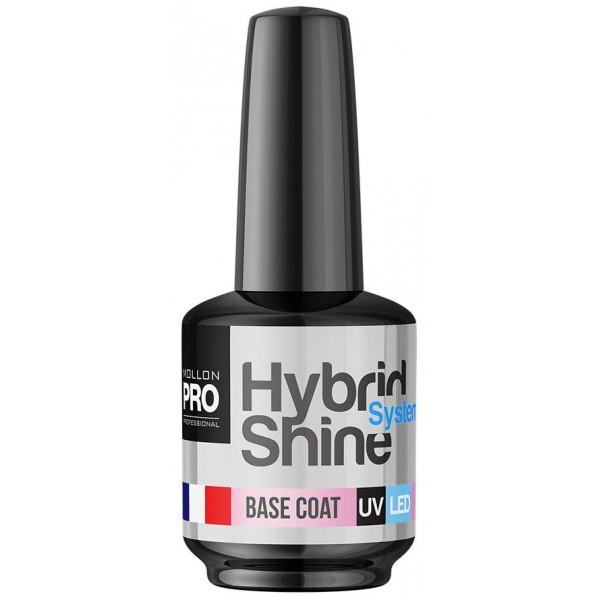 Mini Base Coat Semi-permanent Hybrid Shine 8ml