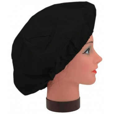 Bonnet Permanente Elastique Noir