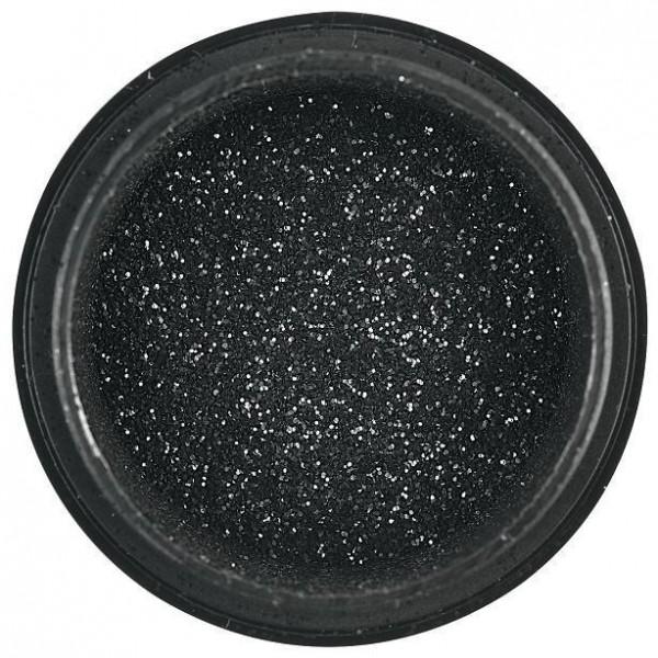Nail Art polvere Sensation Black paillettes effetto Beautynails