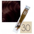 Extensions keratin balmain pack of 10 n ° 30 45 cm