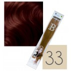 Balmain Keratin Extensions Pack of 10 n ° 33 45 cm