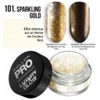 Poudres Luxury Glow Mollon Pro 101 Sparkling Gold