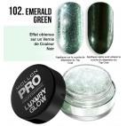 Pigment Luxury Glow Mollon Pro 102 Emerald Green