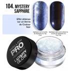Poudres Luxury Glow Mollon Pro 104 Mystery Sapphire