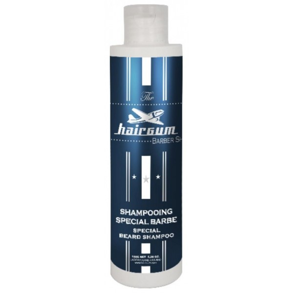 Shampooing Barbe et Cheveux Hairgum 150 ML