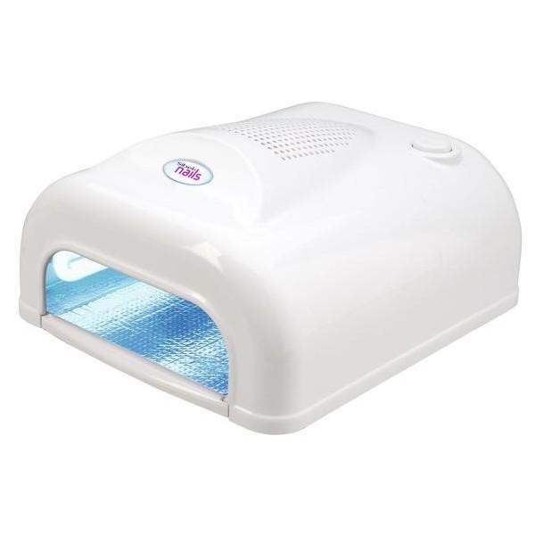 36W UV Lamp with Sibel Nails Fan