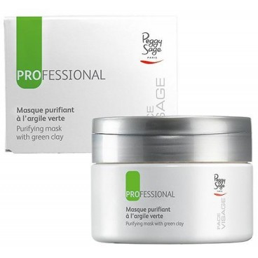 Masque purifiant à l'argile verte 240ml Peggy Sage