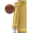 Igora Royal Absolutes Age Blend 7-560 Blond Moyen doré Marron