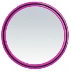 El espejo mágico redondo de Rose