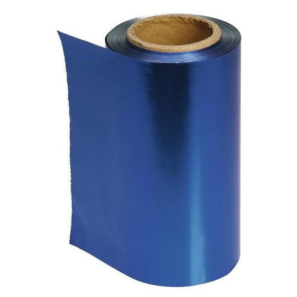 Rotolo di stagnola - Blu