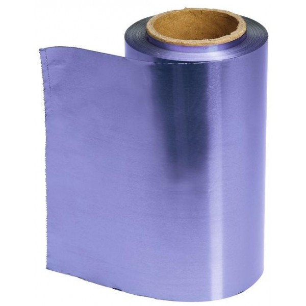 Aluminio Color Púrpura