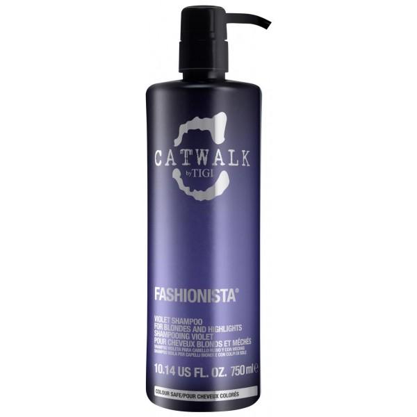 Shampoo Tigi Catwalk Fashionista Purple 750ml