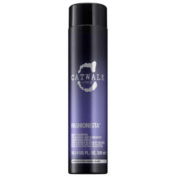 Tigi Catwalk Fashion Violet Shampoo 300ml