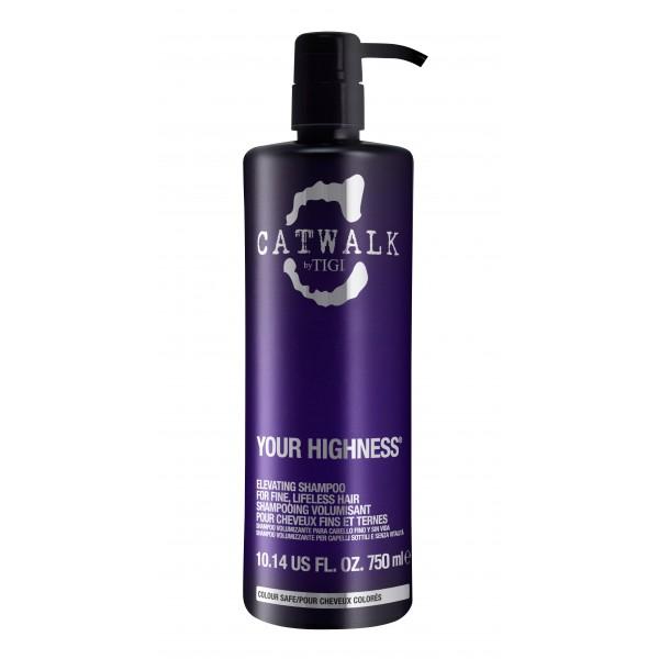 Shampoo Tigi Catwalk Your Highness 750ml