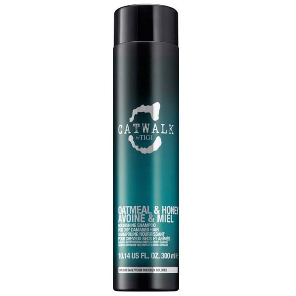 Shampoo Tigi Catwalk farina d'avena e miele 300ml