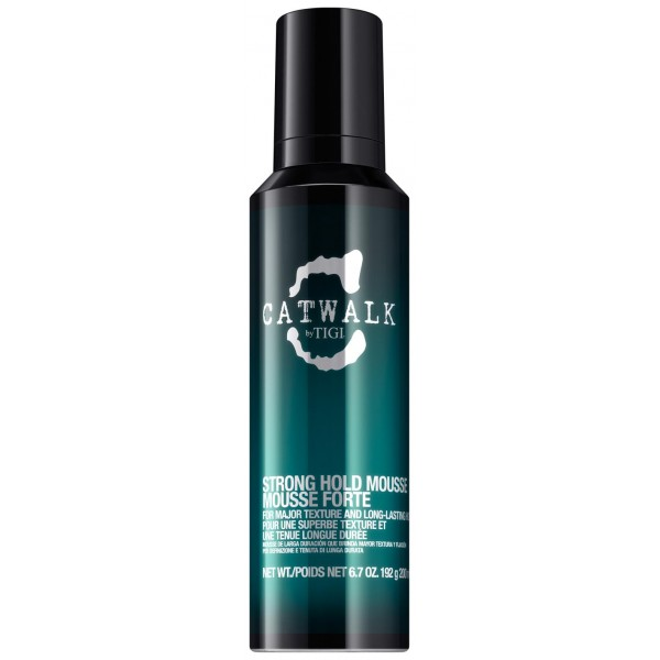 Tigi Catwalk Strong Hold-Mousse 200ml