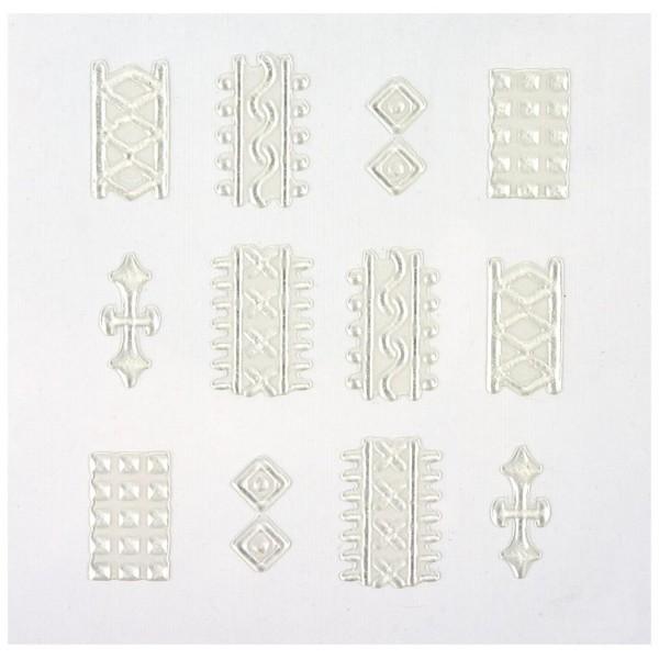 Nail Art Peggy Sage Sweater Nails 149604