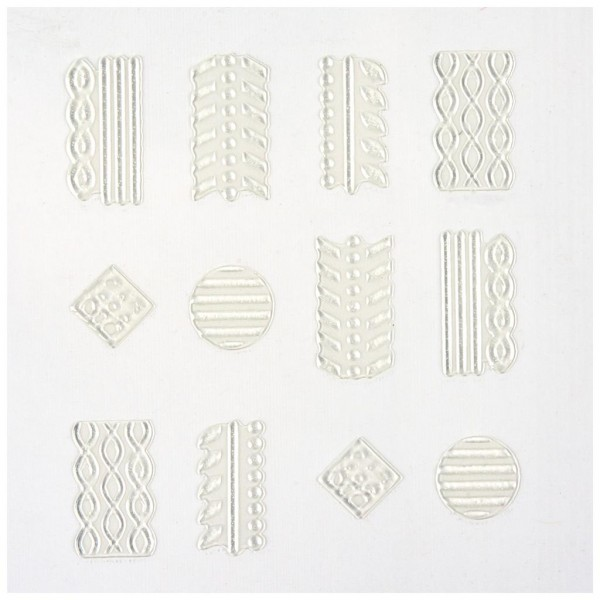 Dekorationen Klebstoffe Nails Peggy Sage Nails Pullover 149606