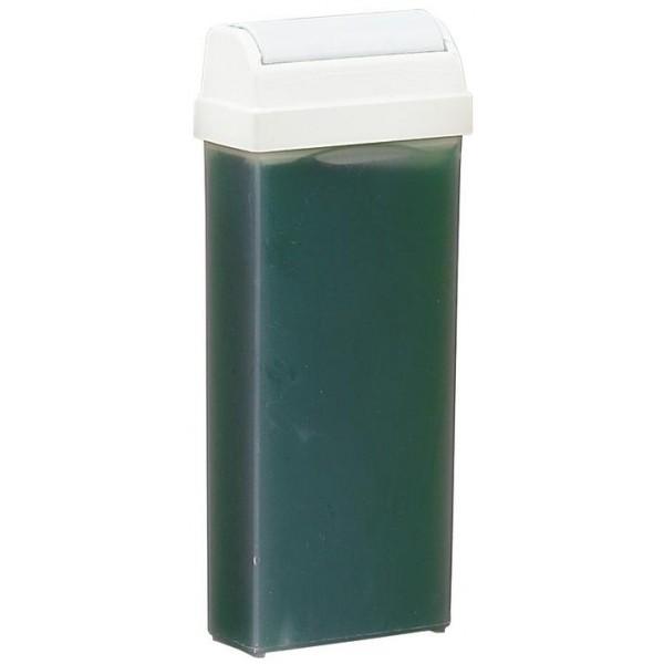 Ricarica cera monouso - Verde - 100 ml