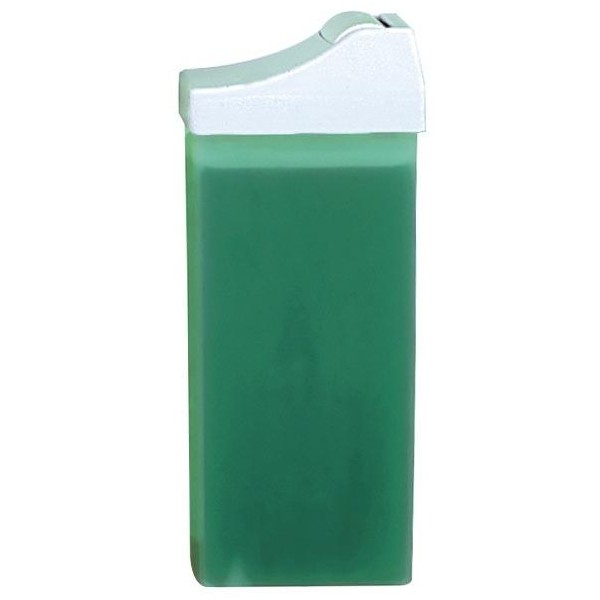 Cartridge Narrow Wax Green 100 ML