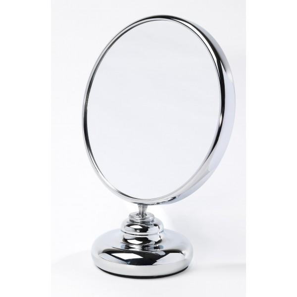 Espejo de aumento x10 Diámetro Doble Cara 15