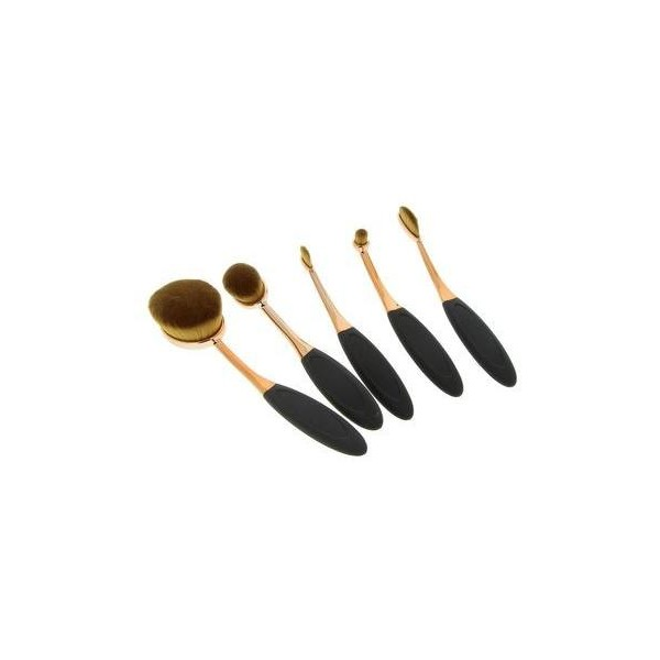 Set of 5 Brushes Contouring Zingus