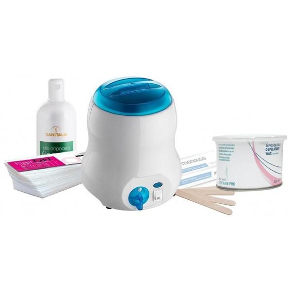 Depilation Pack - Pot Wax (Pink) 400ml