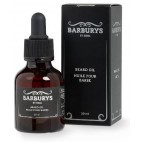 Öl Beard Barburys 30 ML