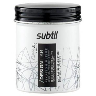 Crème Mousse Modelante Subtil Design Lab 100G