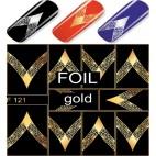 Stickers Water Decal Mollon PRO - F121O